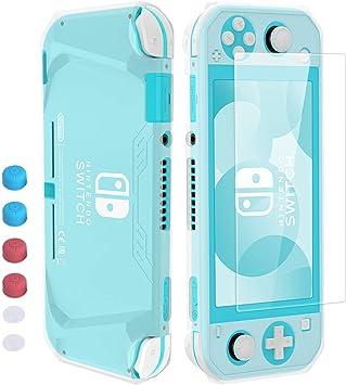 HEYSTOP Funda para Nintendo Switch Lite, Carcasa Switch Lite con ...