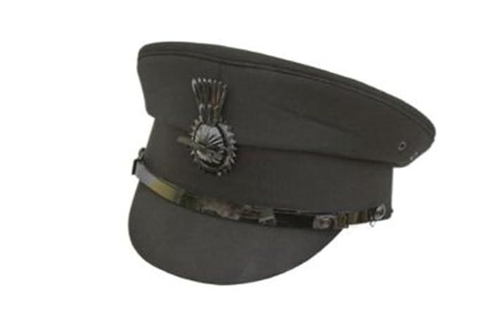 Gorra de conductor con escarapela, tradicional, de vestir para ...