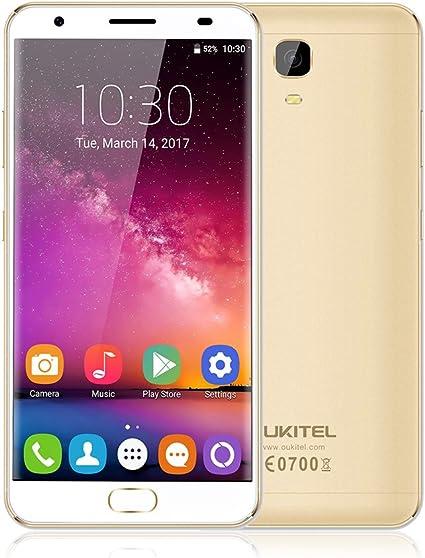 Smartphone Libre 4G Android 7.0, OUKITEL K6000 PLUS Teléfonos ...