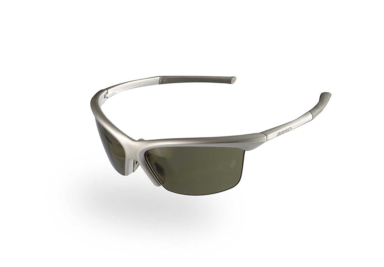 BRIKO Occhiali sportivi unisex T- MASK SOLO titanio argento 100179 tdimWnAWm