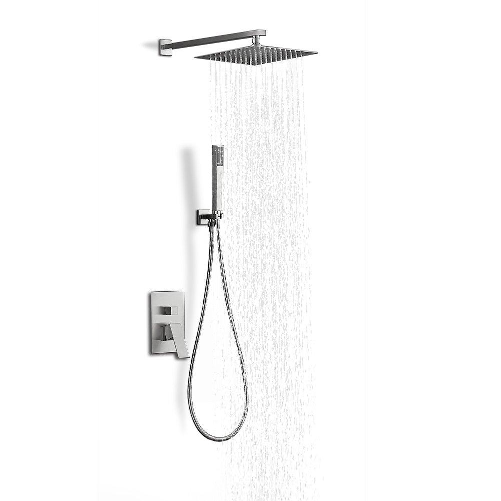 dual pin bathroom shower jets hand system body heads exira thermostatic systems