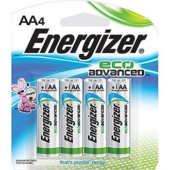 Amazon.com: Energizer EcoAdvanced AA Batteries, Energizer