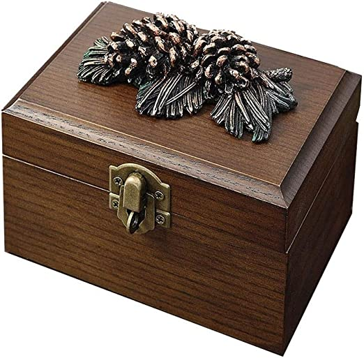 Original Caja de Almacenamiento de Joyas Joyero Mini Maleta Creativo Portable Simple versátil de Alta Capacidad for el Compromiso del Regalo de Boda Anillo Collar Almacenamiento de Accesorios: Amazon.es: Hogar