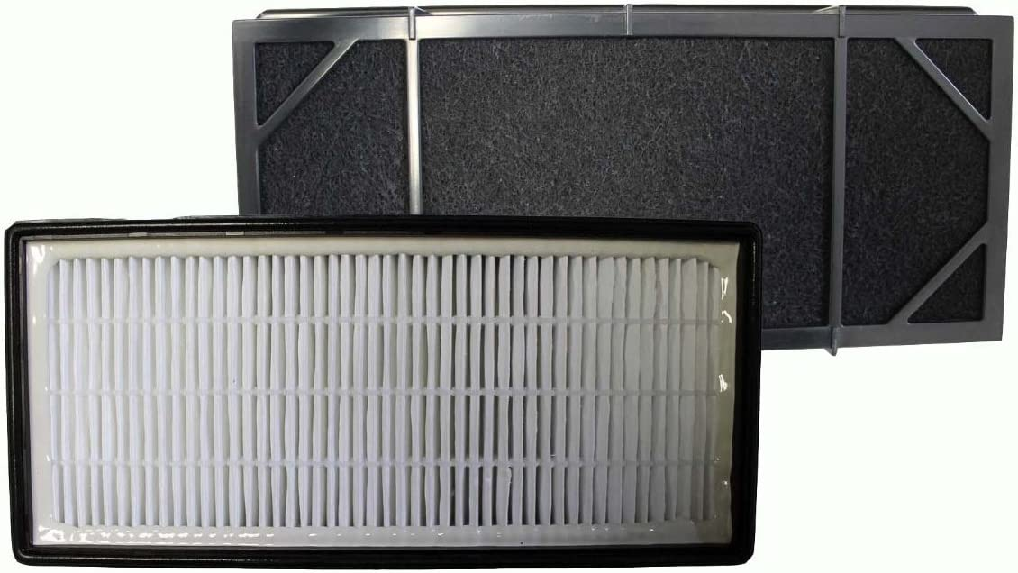 LifeSupplyUSA Replacement Filter C Compatible with Honeywell HRF-C1, HHT-011, 16200, 16216 Air Purifier