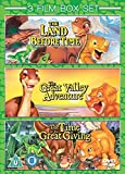 The Land Before Time 1-3 [Import anglais]