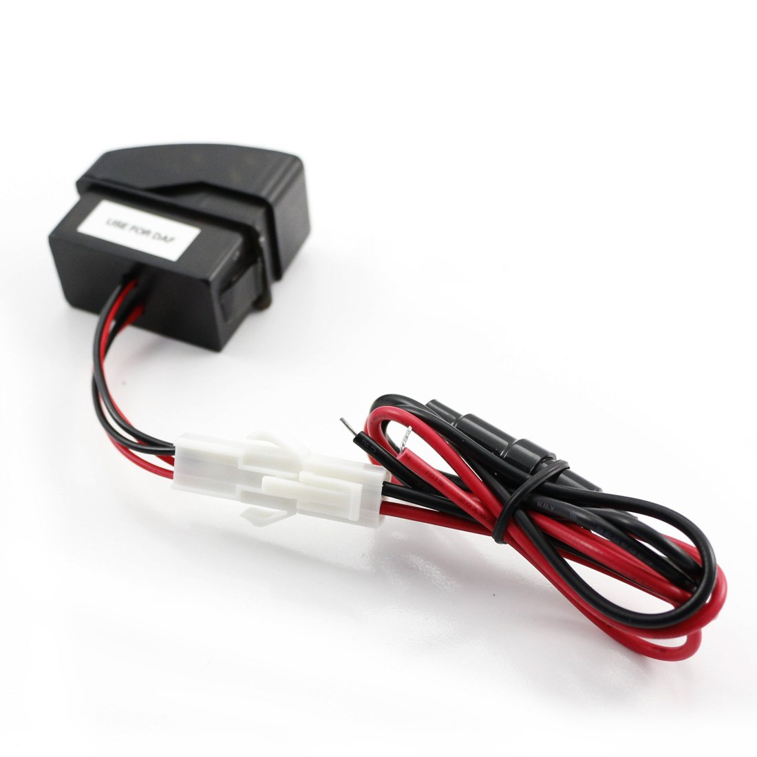 Waterproof Panel Mount Dual Usb Power Socket Charger For Iveco Stralis Eurocargo