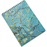 Tomaibaby Schetsblok A4 Tekenblok Diy Schilderen Boek Schetsboek Spiraal Notebook Voor Schetsen (Willekeurig Patroon)