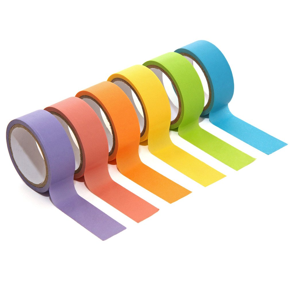 Kodak 6 Colorful Decorative Edge Scissor Set 2x3 Photo Paper (Printomatic, Mini Shot, Mini 2) ROD-2X3SCISSOR6