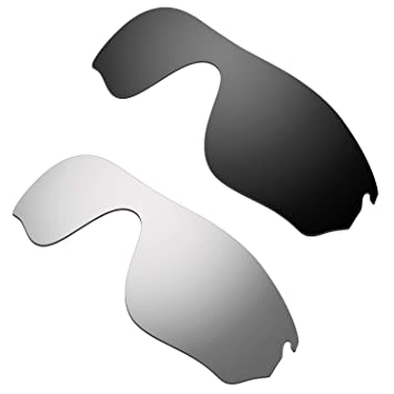 HKUCO Plus Mens Replacement Lenses For Oakley RadarLock Pitch - 2 pair jlReKkUd