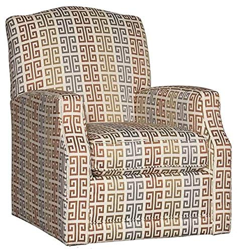 Chelsea Home Swivel Glider Chair in Phena ()