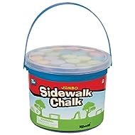 ToySmith Jumbo Sidewalk Chalk - 20 chalks