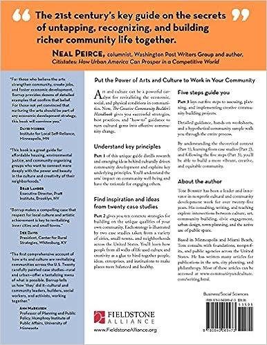 The Creative Community Builder's Handbook: How to Transform ...