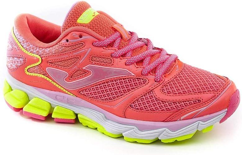 Zapatillas Deportivas para Mujer Joma Victory Lady 807 Coral: Amazon.es: Zapatos y complementos