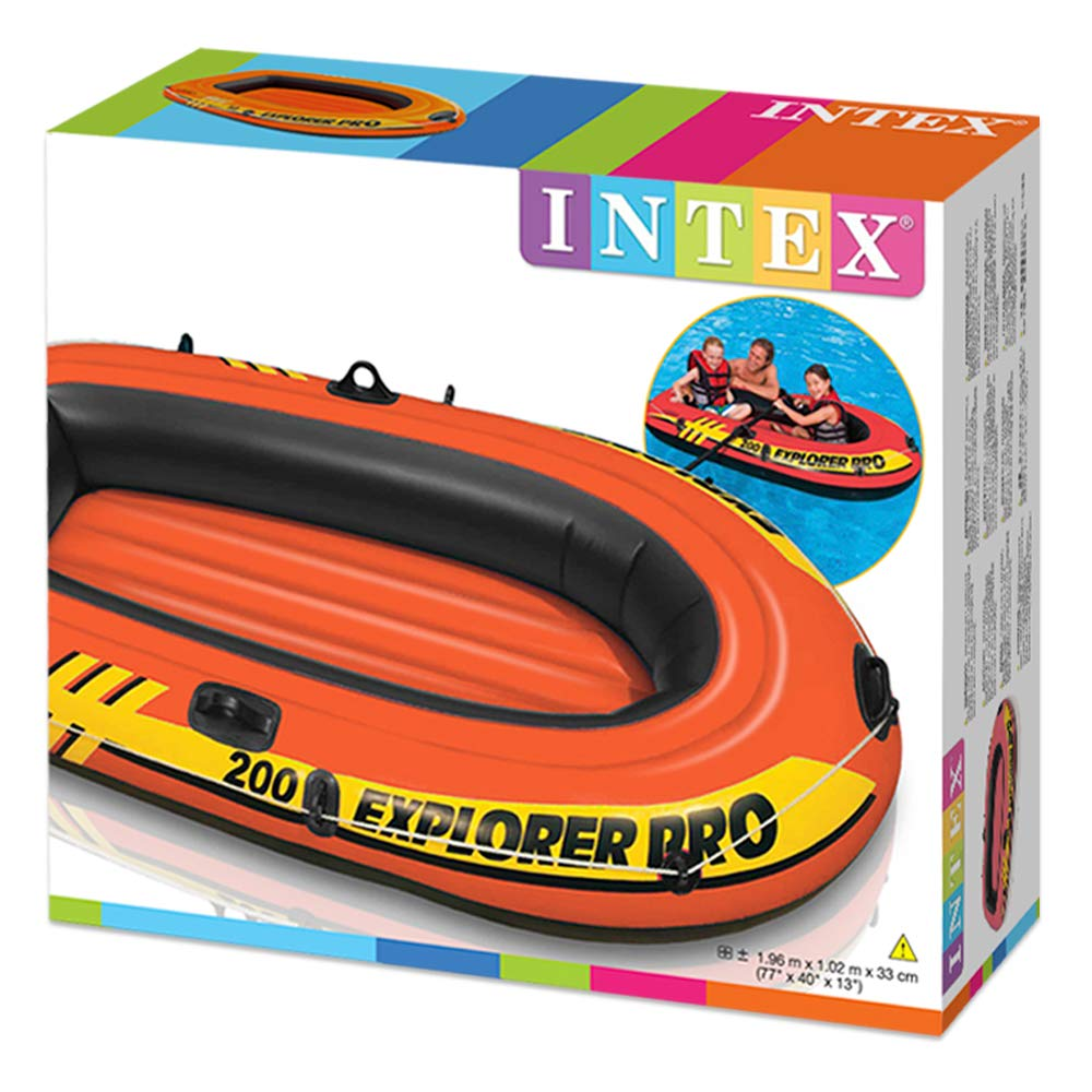 Intex 58354NP - Barca Hinchable Explorer