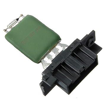Blower Resistor,Heater Motor Blower Resistor for Corsa D Mk3 13248240