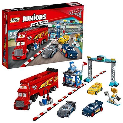 [해외] 레고 (LEGO) 쥬니어 디즈니 Cars/카 플로리다 500 파이널레이스 10745