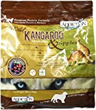 Addiction's Wild Kangaroo & Apple Dog 4 Pound Bag