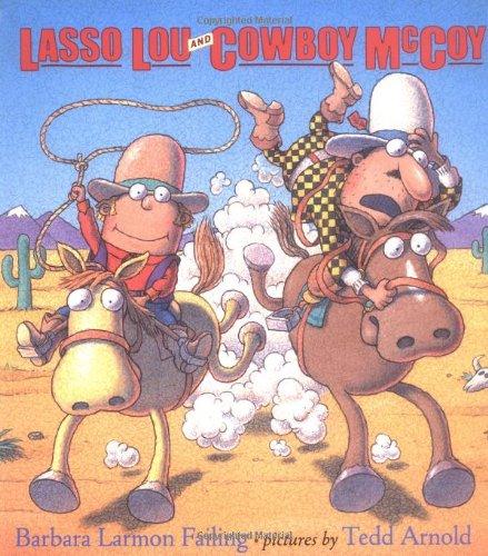 Download Lasso Lou and Cowboy McCoy PDF