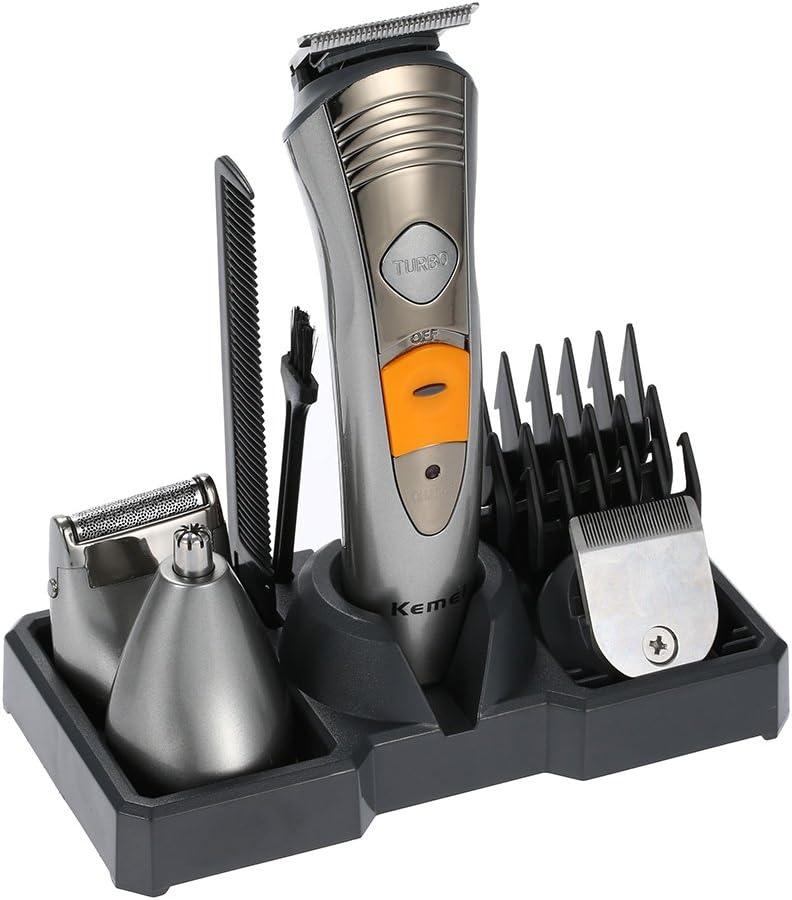 Kit de cortapelos y afeitadorapara hombres, t-antrix Depiladora y ...