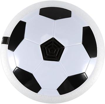 Juguete Balón de Fútbol Air Hover Ball niños revolotean juego de ...