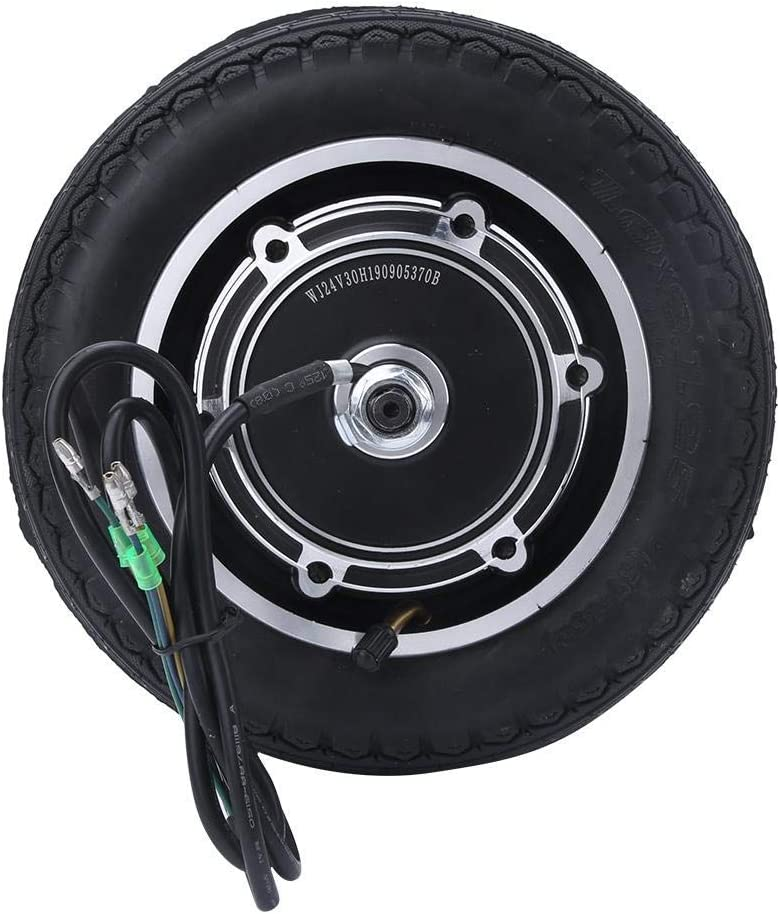 Details about  /36V 350W 10in Electric Scooter Brushless Toothless Wheel Hub Motor+Hall Cable