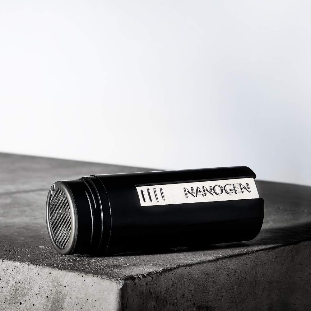 Nanogen Fibras Capilares Queratina: Negro 30 gr.