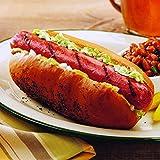 Kansas City Steaks 32 (3.2oz.) All-beef Jumbo Hot Dogs