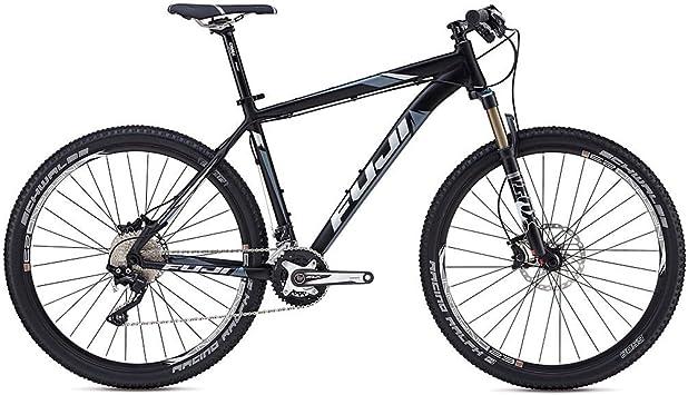 Fuji - Bicicleta MTB Tahoe 27.5 1.1D Negra - Talla: 21: Amazon.es ...