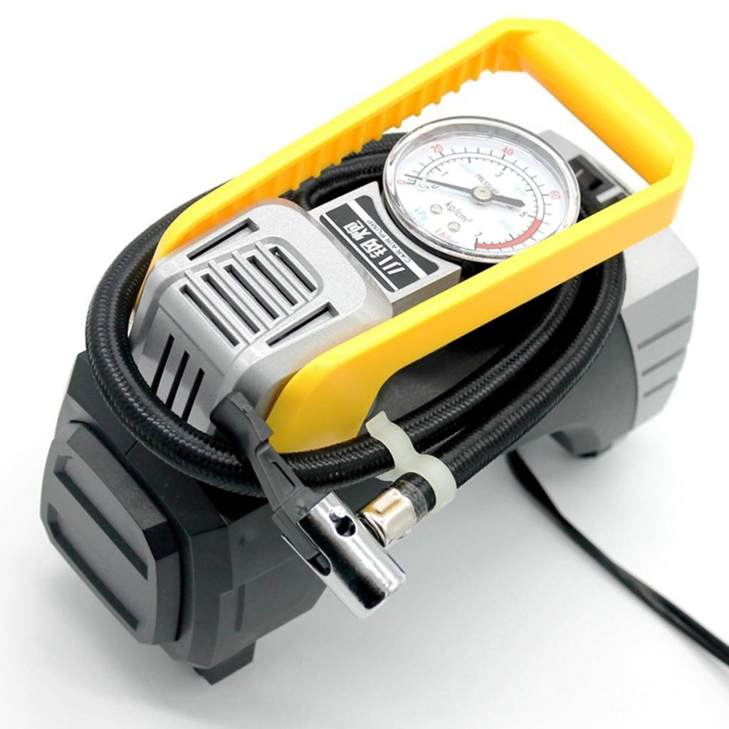 MagiDeal Multifunction 12VCar Air Compressor Pump Pointer Display Inflator With Light by Unknown (Image #9)