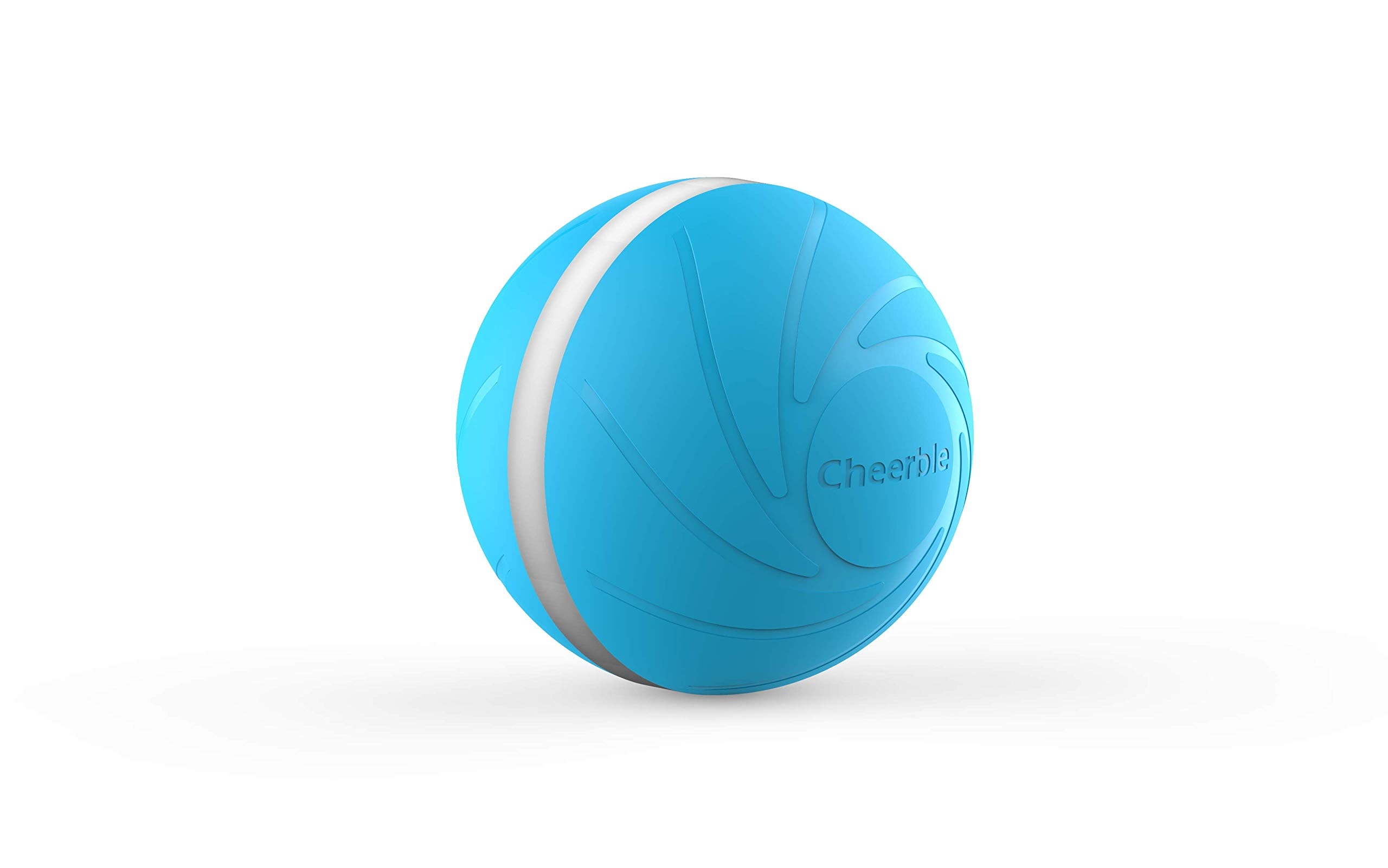 Wicked Ball, Your Pet's First Automatic Companion, 100% Automatic Ball to Keep Your Pets Entertained All Day by Sikoon