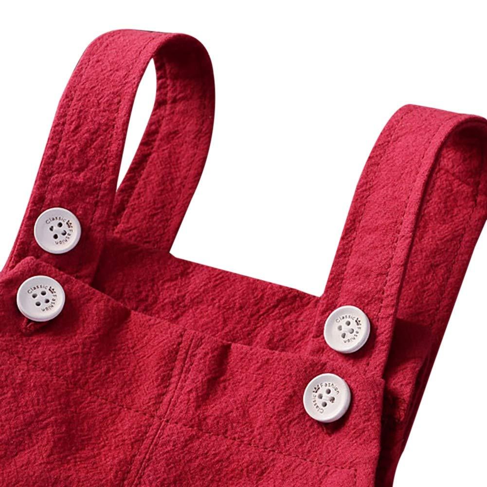 Shiningbaby Kleinkind Junge M/ädchen Kleidung Set B/ärentatze Latzhose und gestreiftes Langarmhemd Top Babykleidung Set