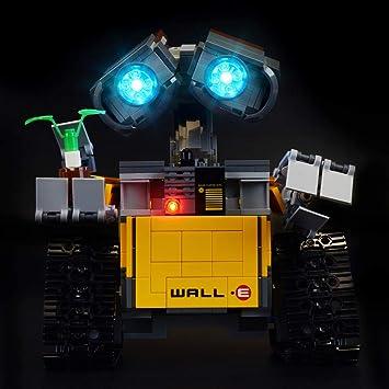 Ideas Pour Kit Briksmax Lego La De Led ECompatible Avec Wall XZuPOkTi