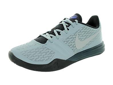 Nike Men s Kb Mentality Dv Gry Flt Slvr Blk Clssc Chrc Basketball Shoe c7520bfe9c8d