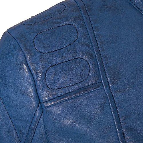 Zerimar, Chaqueta para Mujer Azul