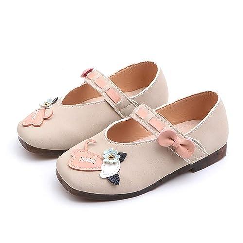 Zapatos para niños ,Niños pequeños Bebés Niños Bebés Flor Gato Solos Zapatos de Princesa Sandalias Ocasionales,Hanomes ❤ Sandalias de Niños Zapatos de ...