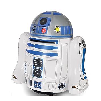 Star Wars ~ radio control inflable R2-D2 ~ Jumbo 2 pies de altura ...