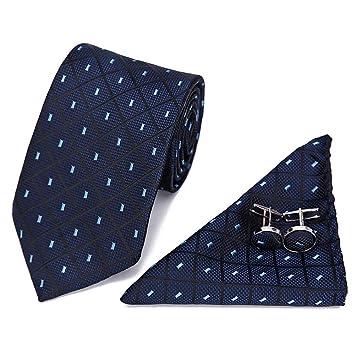 Burberrye tie Corbata Clásica, Corbata Formal Elegante para Hombre ...