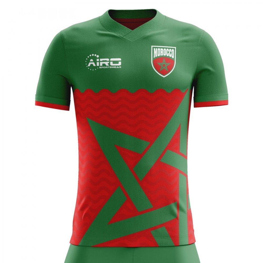 【初回限定お試し価格】 2018-2019 Morocco Adults Home Concept Red Football Shirt 2018-2019 B07F2R7F1X XXL Adults|Red Red XXL Adults, クスチョウ:9135058e --- svecha37.ru