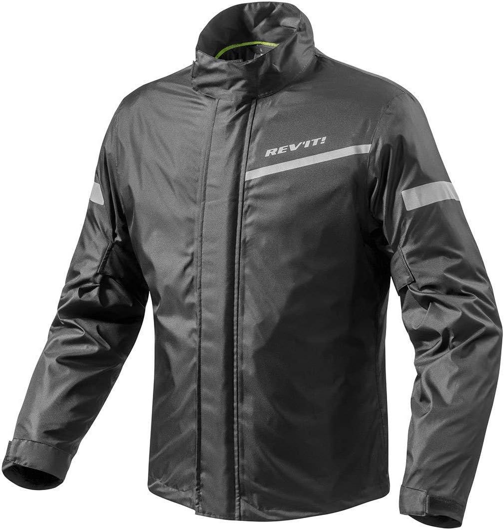 0410-s/ Frc010 /Rev IT Cyclone 2/H2O pluie moto Plus pour homme S Jaune fluo
