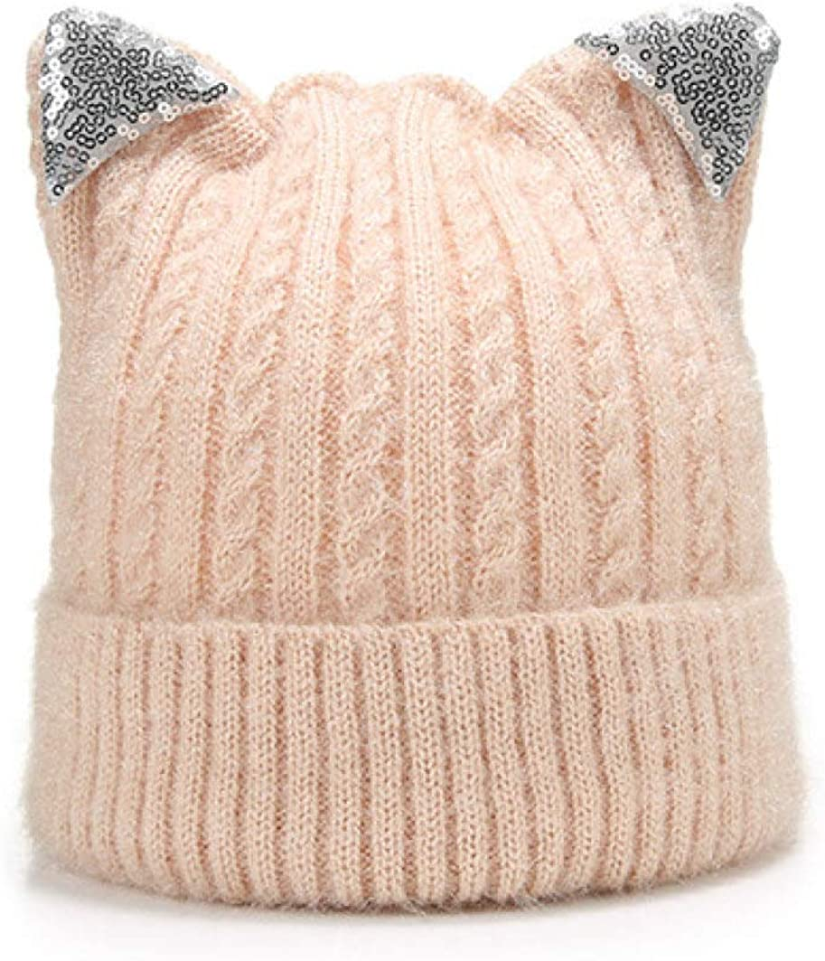 Winter Warm Knitted Cap...