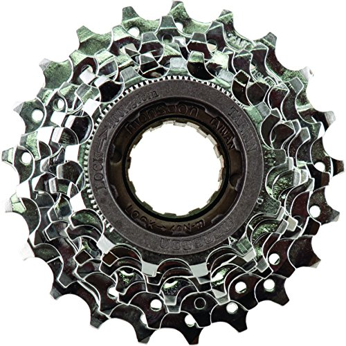 7sp Freewheel - Altair 13-21T CHROME FREEWHEEL 7SP