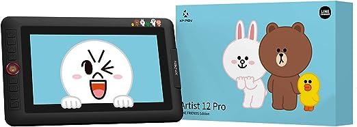 XP-PEN ドローイングモニター Artist12 Pro ペンディスプレイライン フレンズエディション