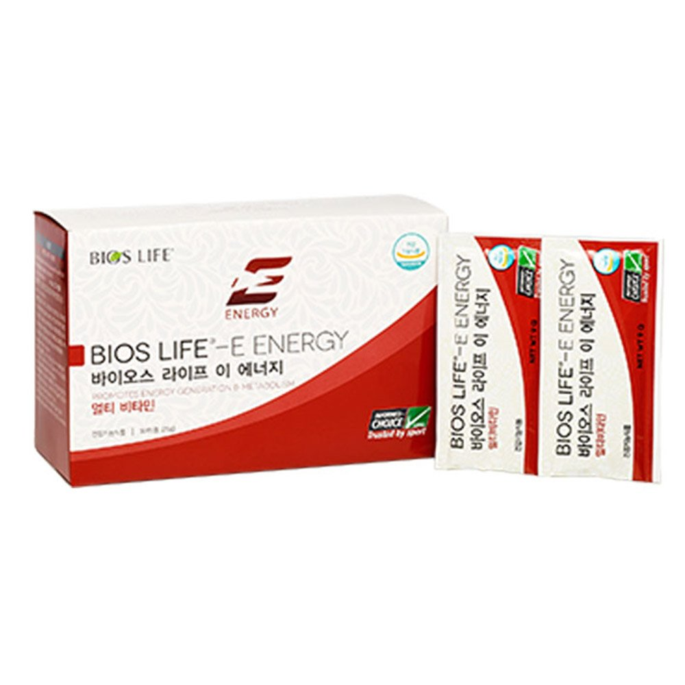 [Unicity] Bios Life-E Energy 30 Packs (270 g) / Strengthening and body products