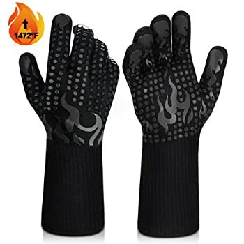 Comsmart Welding BBQ Gloves