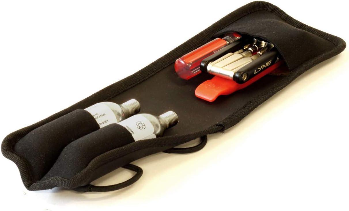 Lyne Components Holy Rail Base /& Strap Folding Bag Kit