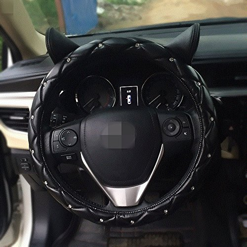 pu steering wheel cover - 3