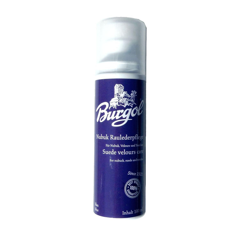 Burgol Nobuk- Cuidado ante 100 ml Botella con Esponja en portador Z13-7