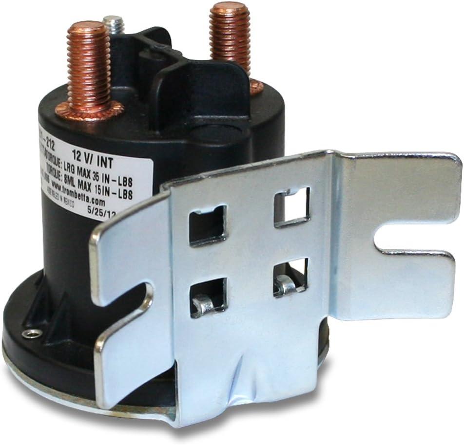 Amazon.com: Trombetta 12 V powerseal DC Contactor parte no ...