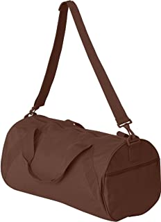 Liberty Bags 8805 Barrel Duffel - Brown c02c63705e185