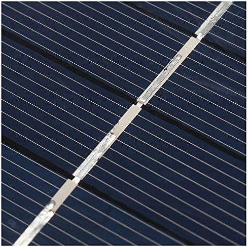 NUZAMAS 4,2 Watt 12 V 350 ma Mini Solarmodul Solarsystem Zelle Outdoor Camping Ladegerät DIY Teile 200mm X 130mm